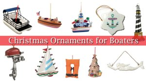 christmas ornaments boaters