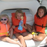 Life Jacket Youth and Adult Size Inventory for Boat Guests and Crew