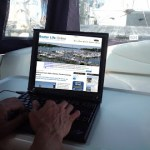 Improving WiFi and Internet Access Options on Boats at Marinas
