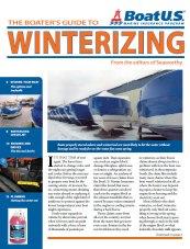 guide winterizing boat