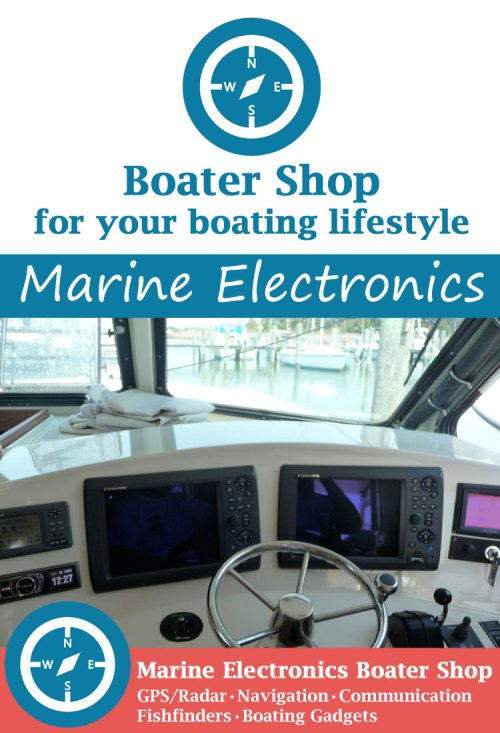 Marine Electronics for Boats