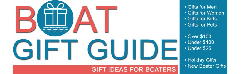 boat gift guide boaters