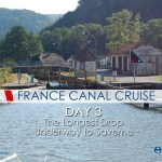 France Canal Cruise: Day 3 The Longest Drop Underway to Saverne