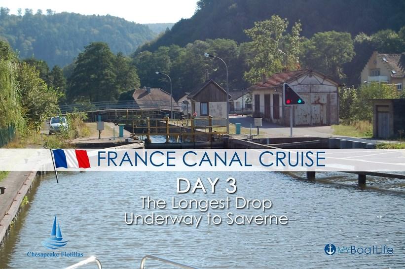 France Canal Cruise Saverne