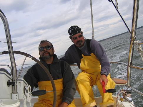 flotilla cruise weather