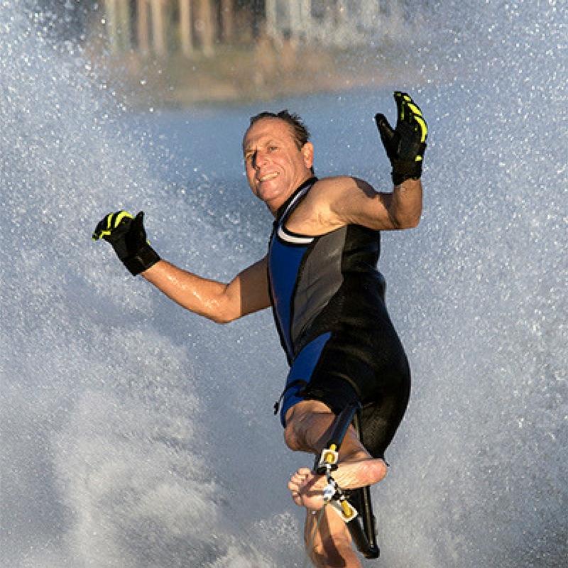 waterski champion
