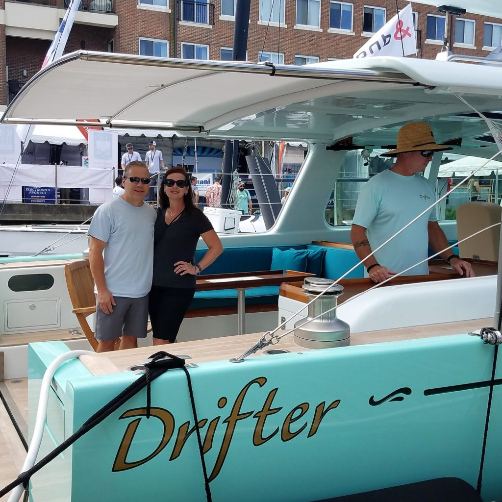 Newport Boat Show 2018 New Boats And Boat Show Fun My Boat Life