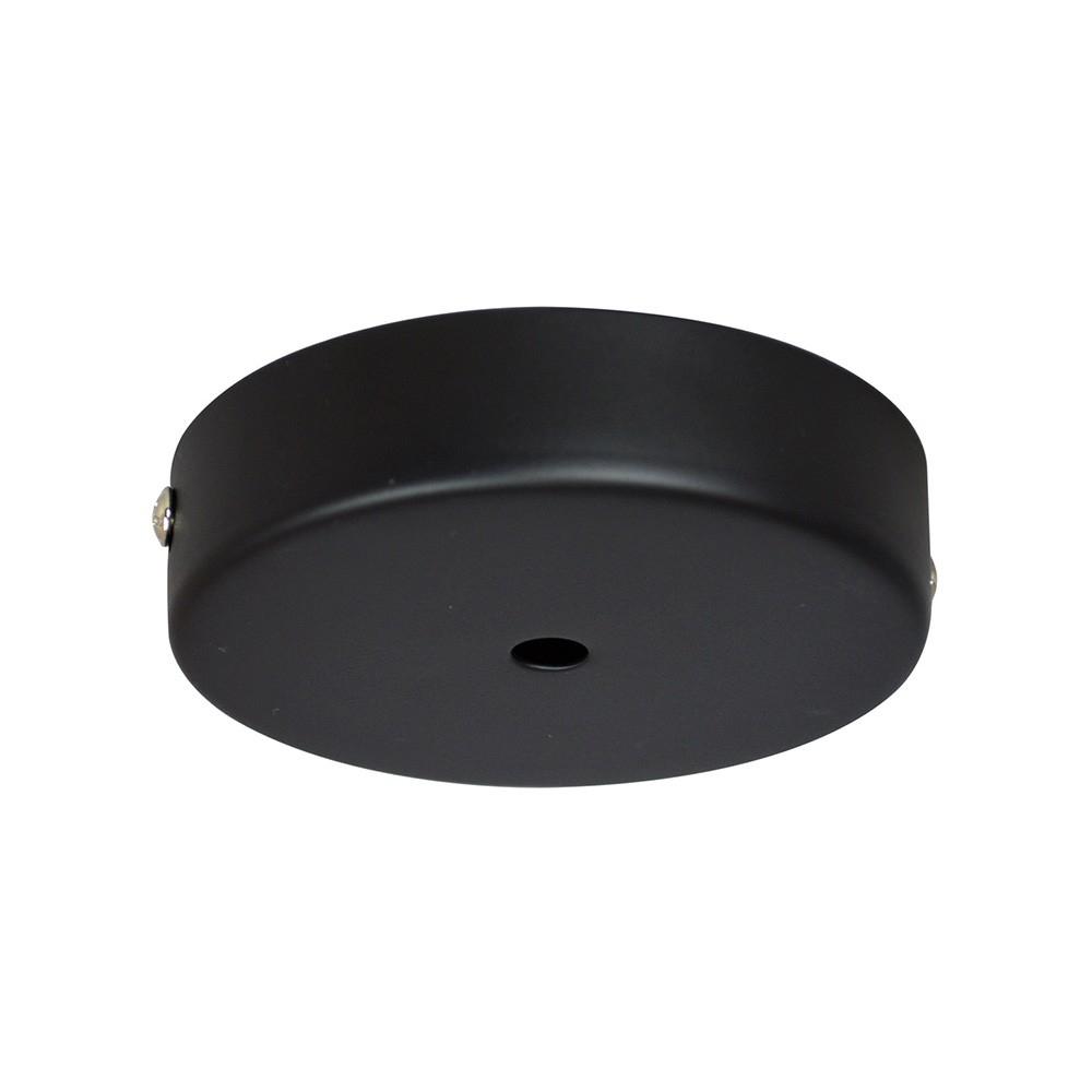 Rosace Metal Diametre 10 Cm Pour Plafond Fixation Suspension