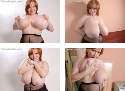 ginger big boobs