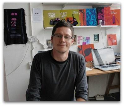 Chris Haughton