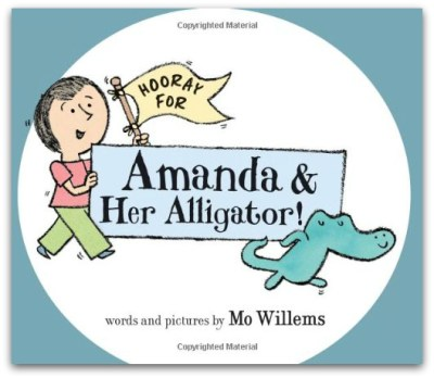 Amanda and Her Alligator