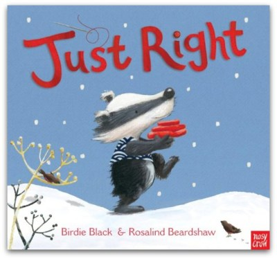 Just Right by Birdie Black