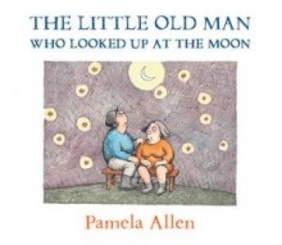 Little Old Man - Pamela Allen