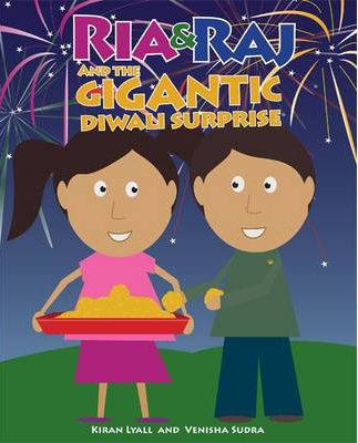 Ria & Raj and the Gigantic Diwali Surprise