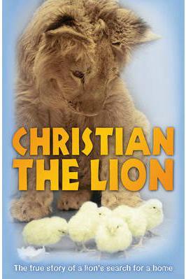 Christian The Lion - My Book Corner