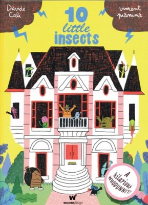 10 little insects - My Book Corner