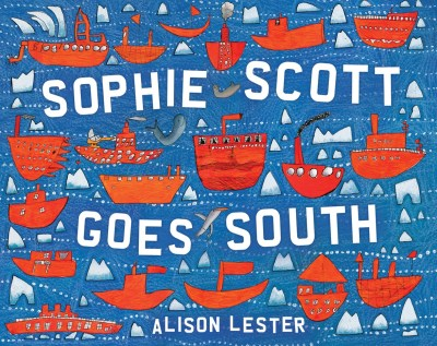 Sophie Scott Goes South - My Book Corner