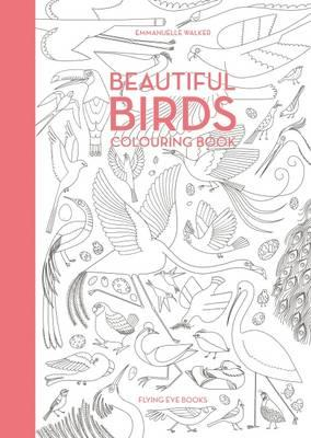 Beautiful Birds Colouring Book from Emmanuelle Walker - My Book Corner