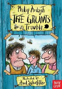 Grunts In Trouble - My Book Corner
