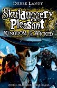 Skulduggery Pleasant - My Book Corner
