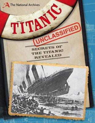 Titanic Unclassified - My Book Corner