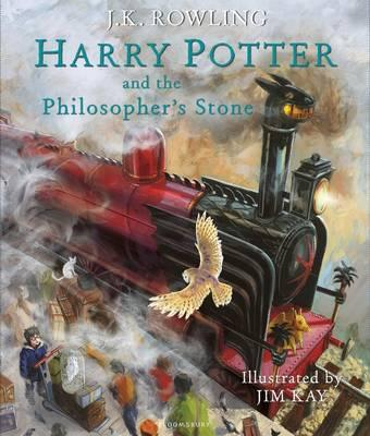 Harry Potter and the Philosopher's Stone - Jim Kay