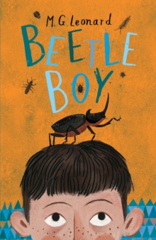 Beetle Boy - MG Leonard