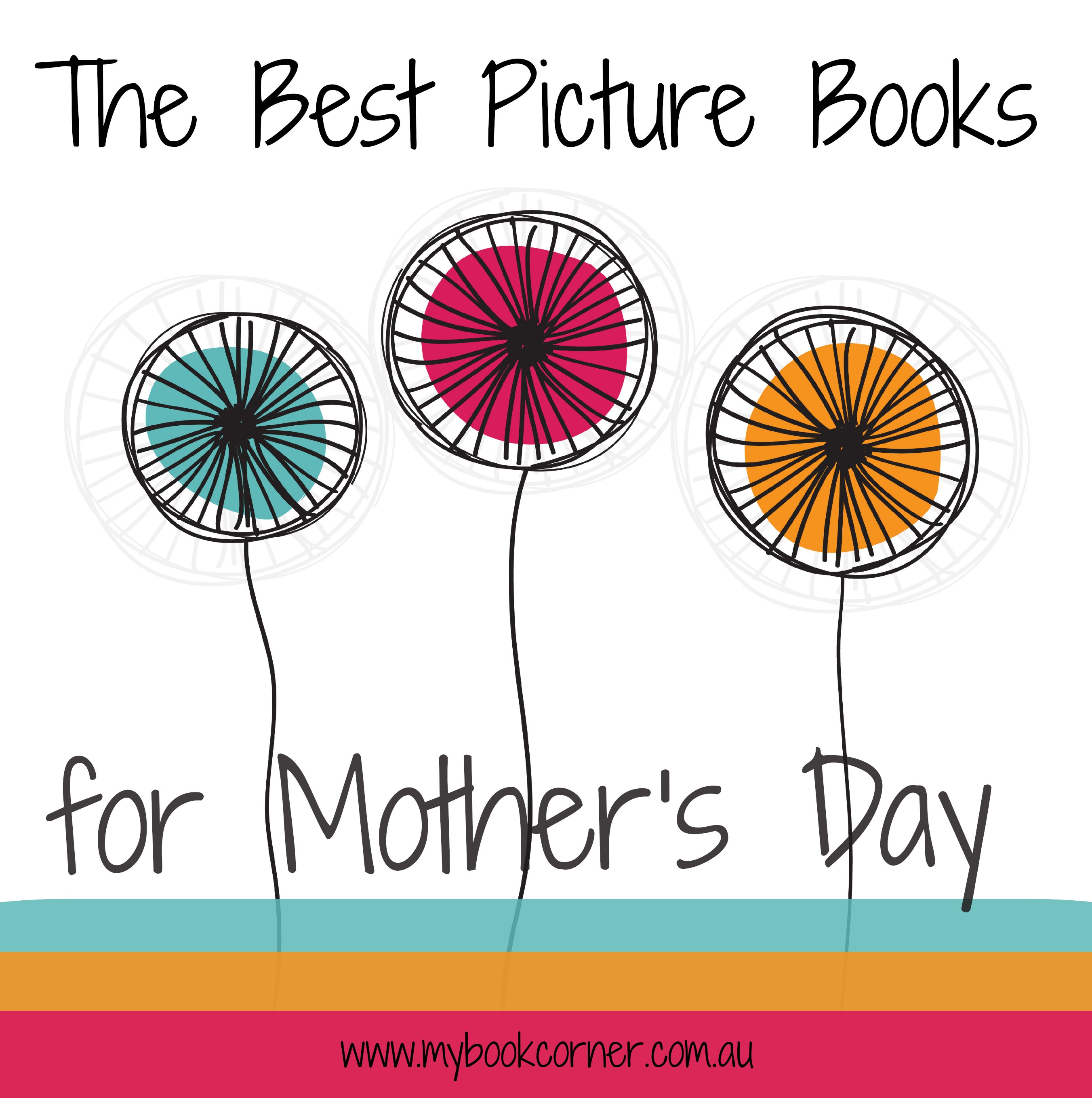 Best Books for Mother's Day