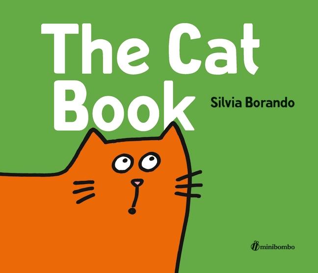 The Cat Book from Silvia Borando