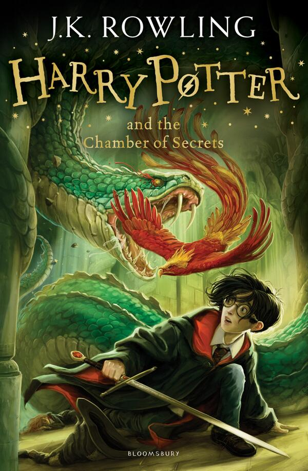 Harry Potter - New Cover