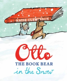 Otto The Book Bear In The Snow