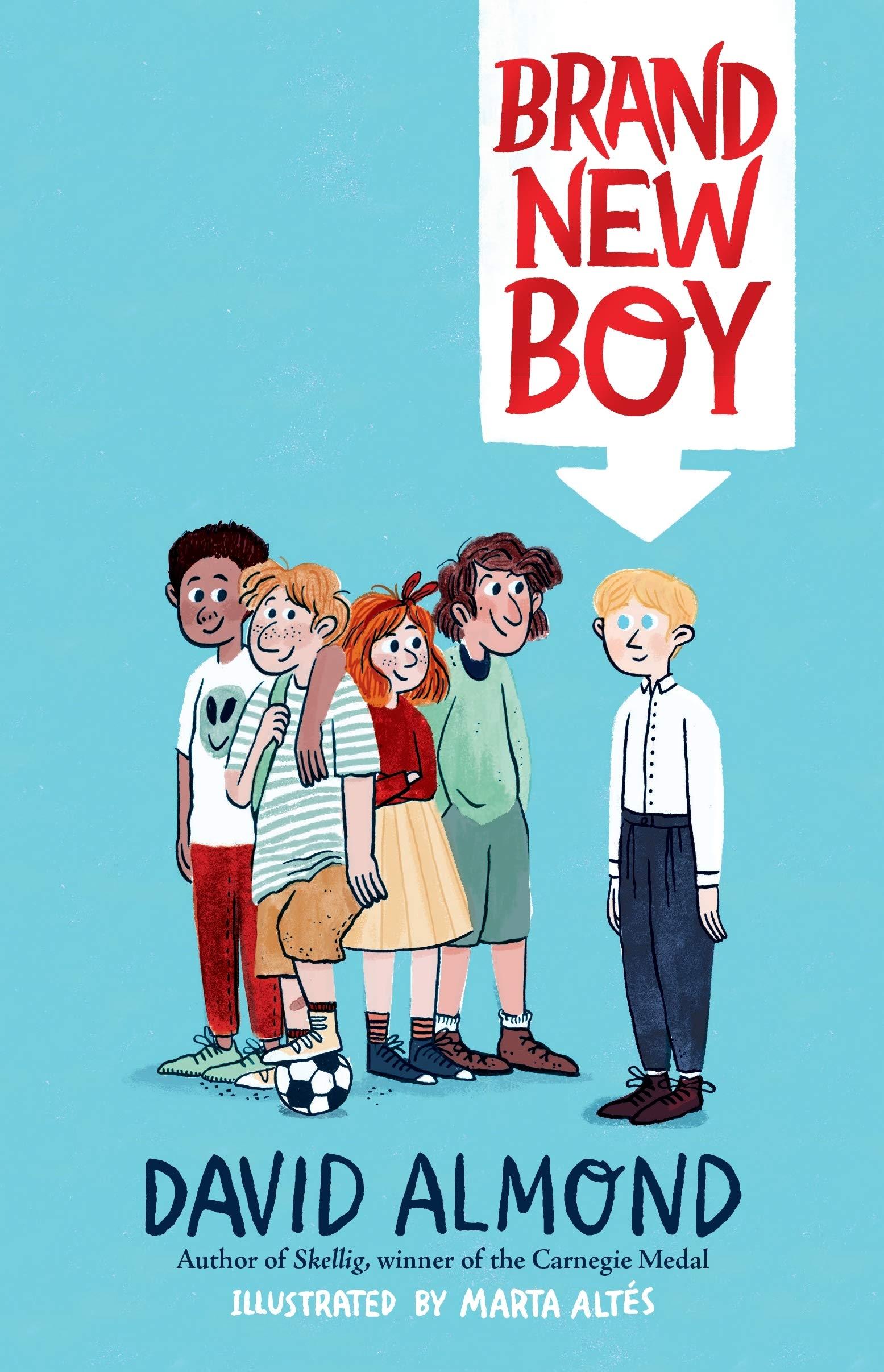 Brand New Boy by David Almond