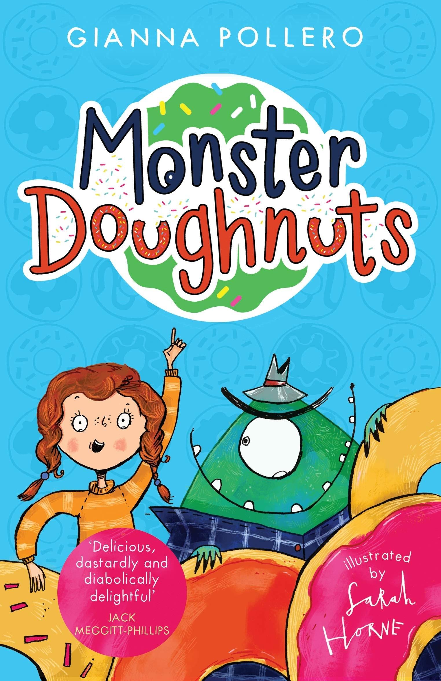 MonsterDoughnuts