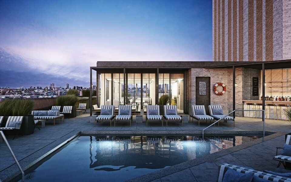 The Robey A Design Boutique Hotel Chicago USA