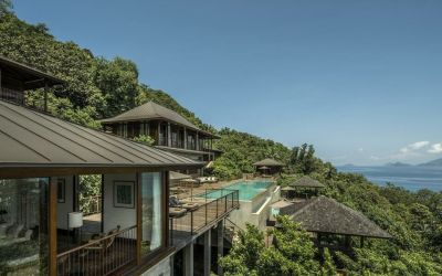 Four Seasons Resort Seychelles, Baie Lazare Mahé, Seychellen