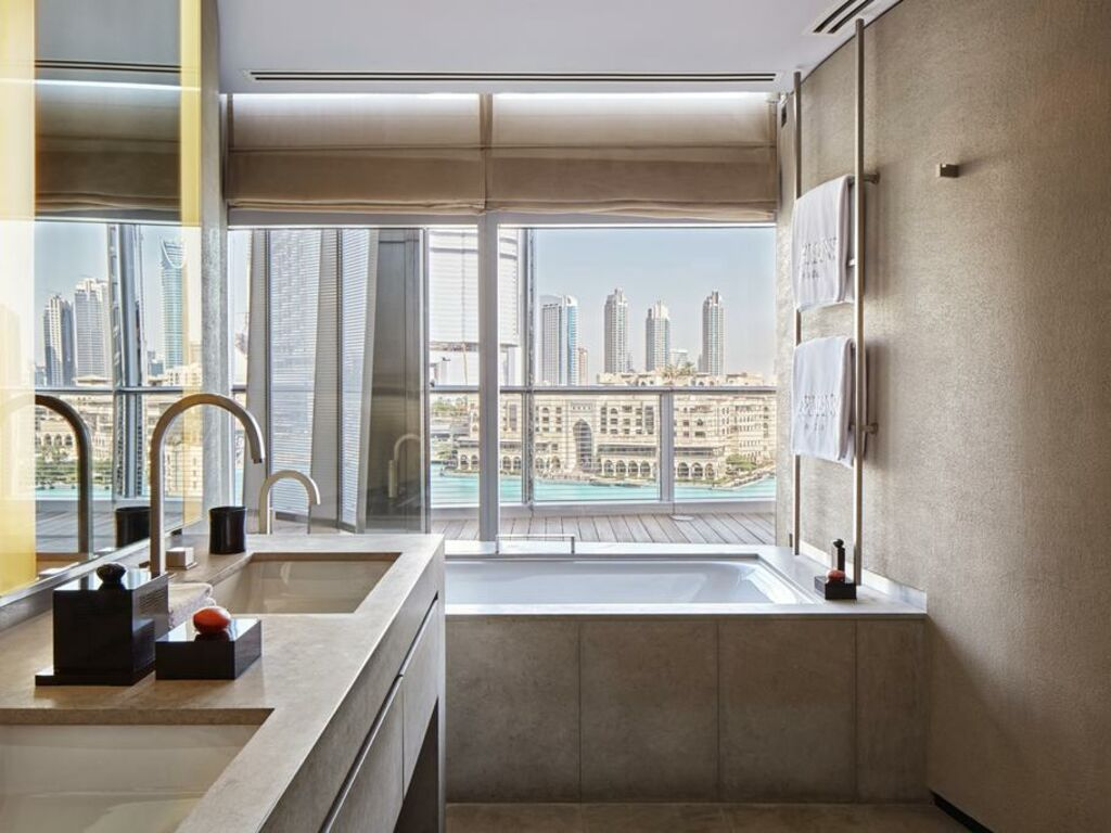 Armani Hotel Dubai A Design Boutique Hotel Dubai United Arab Emirates