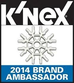 2014 K'NEX Brand Ambassador