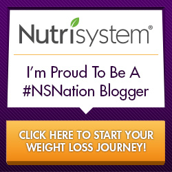 Nutrisystem blog button