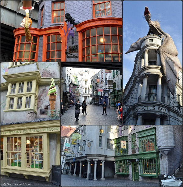 Universal Diagon Alley