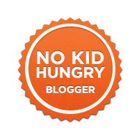 No Kid Hungry blogger