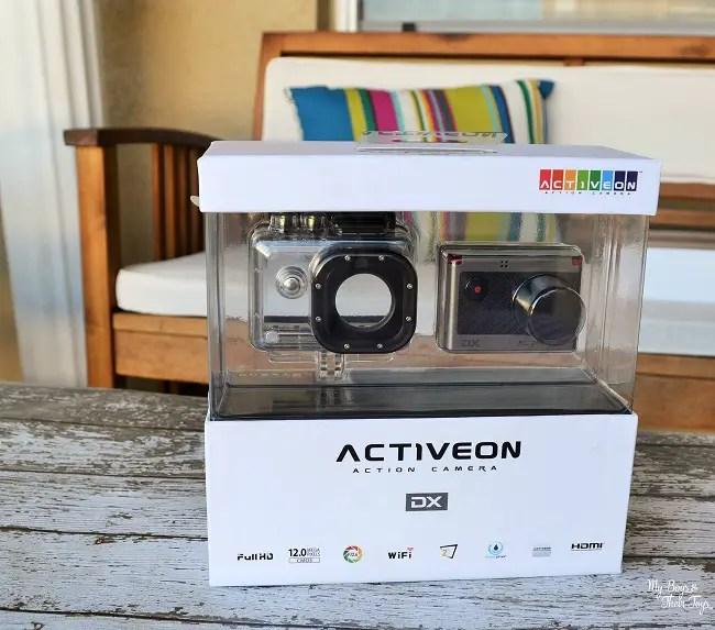 activeon dx camera