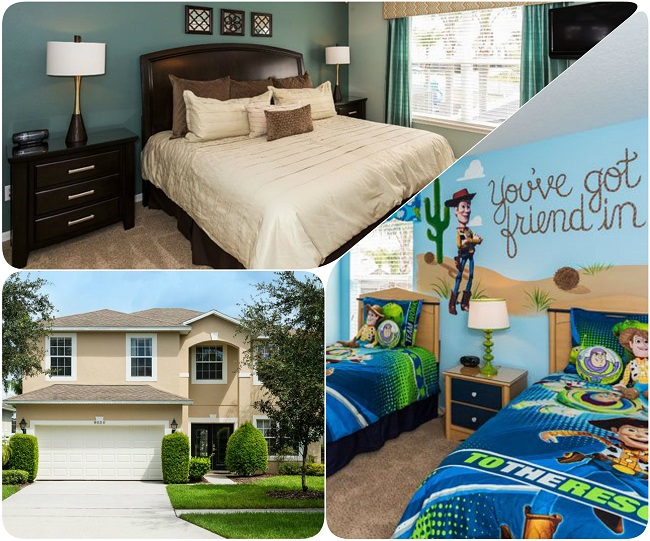 disney vacation homes