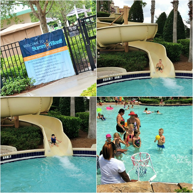 hilton bonnet creek summer blast