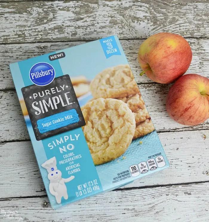 pillsbury simple sugar cookies