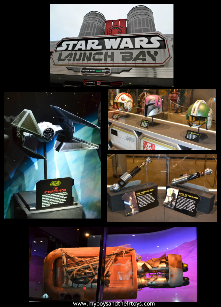 star wars launch bay