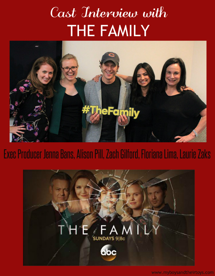 Cast Interview with The Family