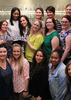 The Catch group pic