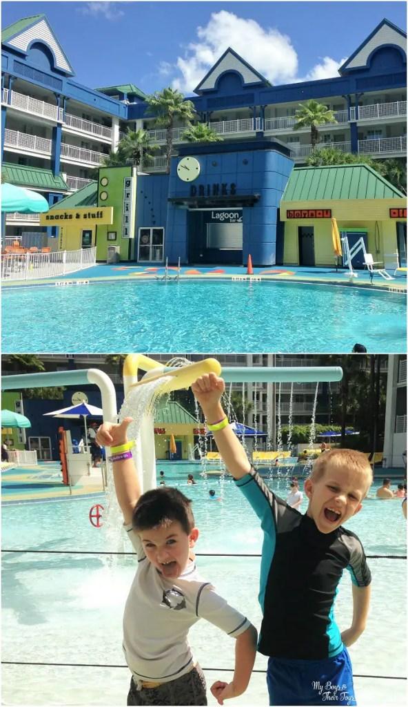 holiday inn resort waterpark