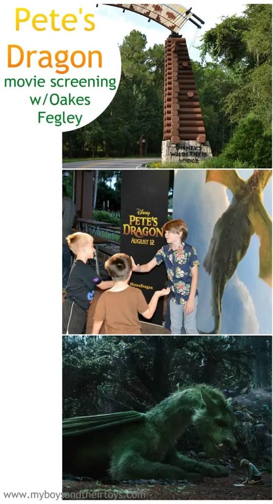 nostalgia petes dragon movie review