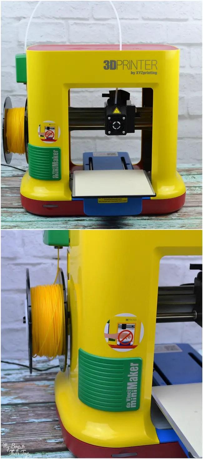 minimaker 3d printer